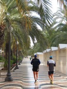 corredors per l'Esplanada