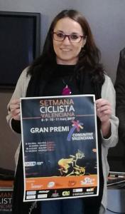 María José Espuch Setmana Ciclista Femenina