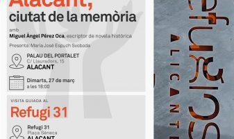 Memòria Històrica Alacant, Compromís, AlacantCiutatDelaMemòria